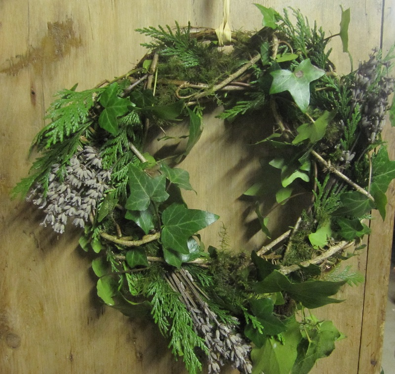 Wreath Making Workshop - full price 3/12/17