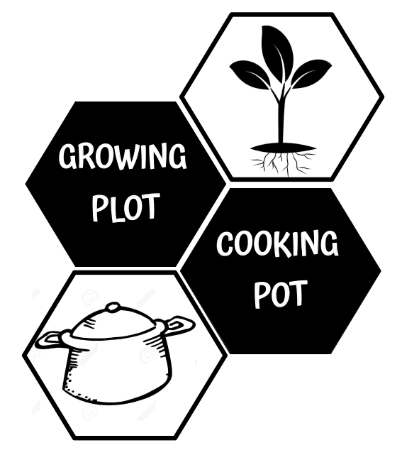 Growing Plot to Cooking Pot